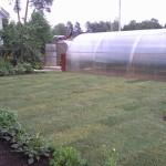 Два в одном: отдых и урожай