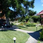 Кокшайск - сад для спокойствия и уединения