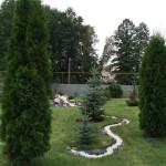 Красногорский - рокарий-сочетание красоты растений и камня