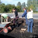 Бекар – озеленение для поддержания уровня кислорода в воздухе