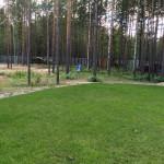 Рулонный газон в Марий Эл